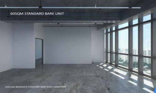 office bare(内装)