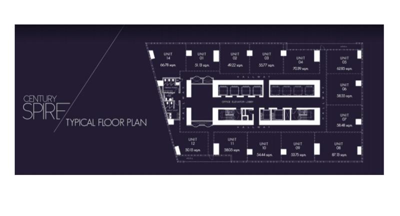 office floor plan(間取)